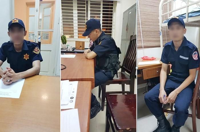 Ban ket Viet Nam - Philippines: Bao ve dua nguoi khong ve vao san My Dinh