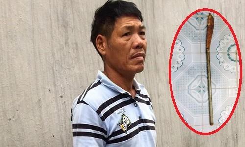 "Vac dao xong vao UBND phuong doi gap lanh dao de ""noi chuyen"""