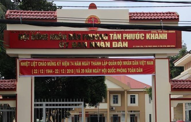 Can bo phuong khong cap giay chung tu bi xu ly the nao?