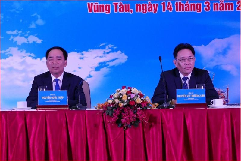 Tong Giam doc PVN Nguyen Vu Truong Son van di lam binh thuong