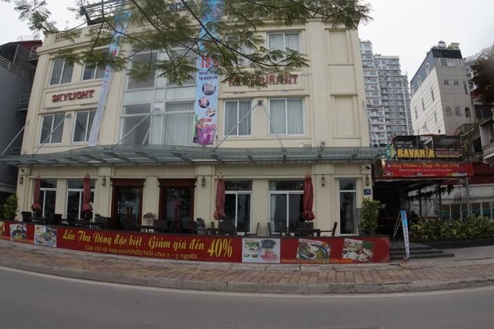 """""""Dat vang"""" 152 Thuy Khue: Bi Cong ty Giay Thuy Khe """"kinh doanh"""" trai luat?"""