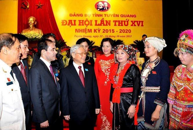 Nhan su khoa moi: Bi thu cap uy cap tinh khong phai nguoi dia phuong