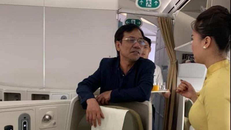 Cuu sep Dat Lanh Vu Anh Cuong khong chiu lam viec co quan chuc nang?