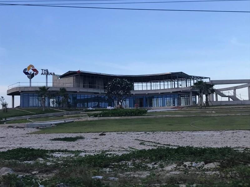 """The Arena Cam Ranh nhieu lum xum, khach mua de ngam """"qua dang""""-Hinh-2"""