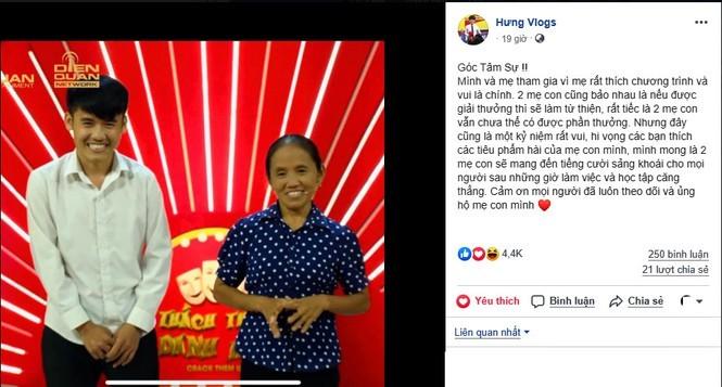 Thuc hu ba Tan Vlog gianh 100 trieu tu 'Thach thuc danh hai' mua 6-Hinh-3