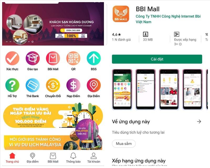 """Ong Than Ninh Hoai - TGD cua BBI tung la """"giang vien"""" cua Cty da cap MB24"""