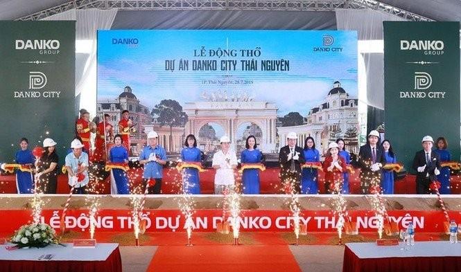 Du an Danko City chua duoc cap phep xay dung da dong tho ram ro?-Hinh-2
