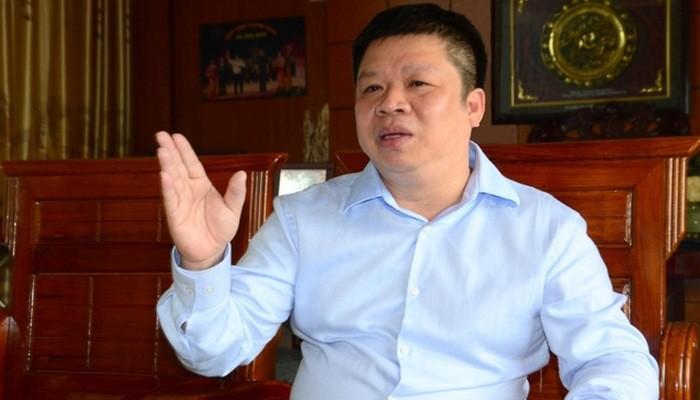 """Ly lich """"khung"""" cua dai gia vua nhan ghe chu tich Cao Su Sao Vang"""