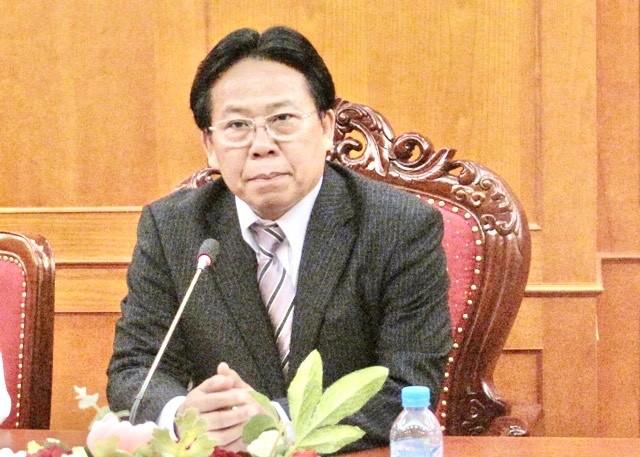 Pho Chu tich Nghiem Vu Khai: VUSTA phan dau tro thanh to chuc chinh tri-xa hoi vung manh tu Trung uong toi dia phuong