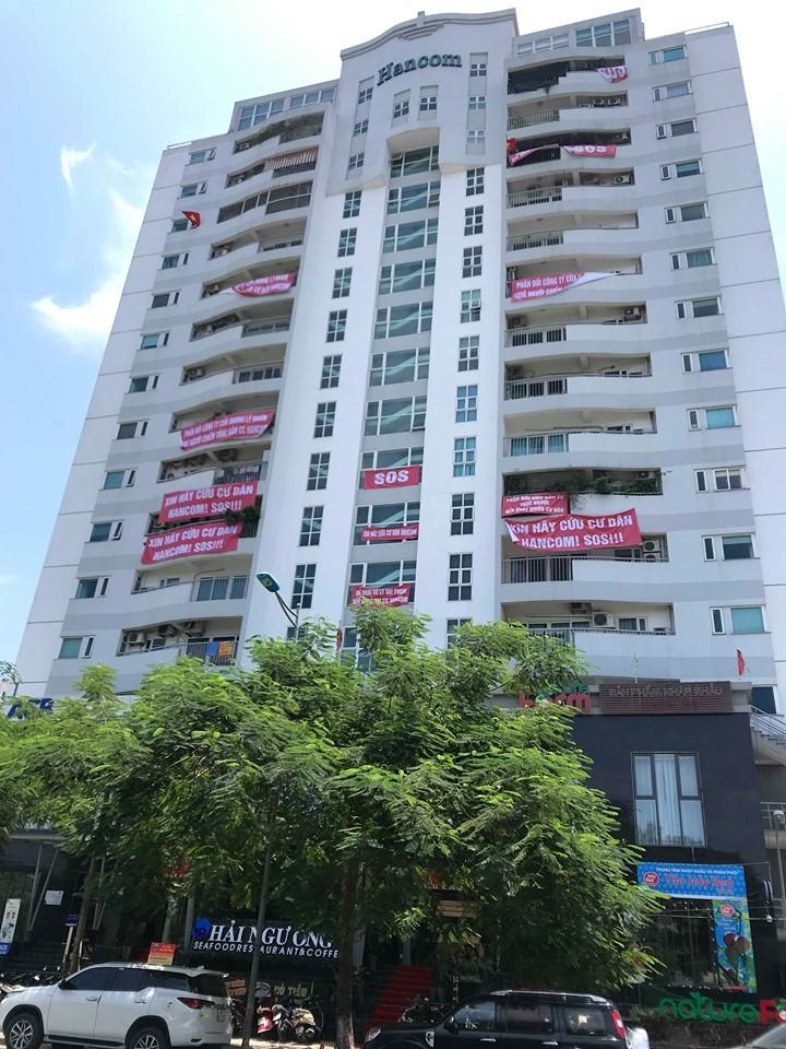 Chung cu Hancom cua Nhat Duong Group sai pham gi de Ha Noi bao cao Thu tuong?