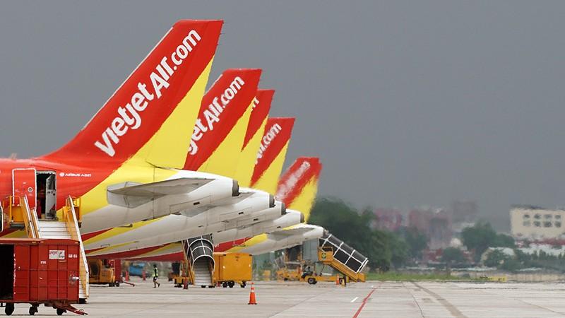 VNA, Vietjet Air, Bamboo, Jetstar khai thac bay Han Quoc, that thu nhu nao vi Sars-CoV-2?-Hinh-3
