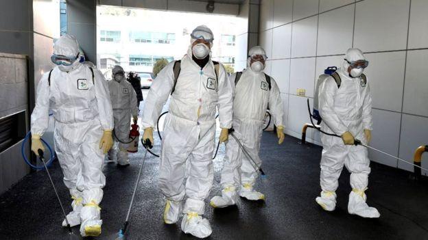 Vi sao so ca nhiem virus corona tang vot o Han Quoc?-Hinh-2