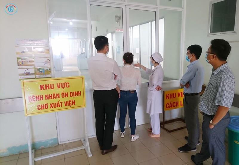 "Benh nhan ""sieu lay nhiem"" so 34 o Binh Thuan da am tinh lan 1"