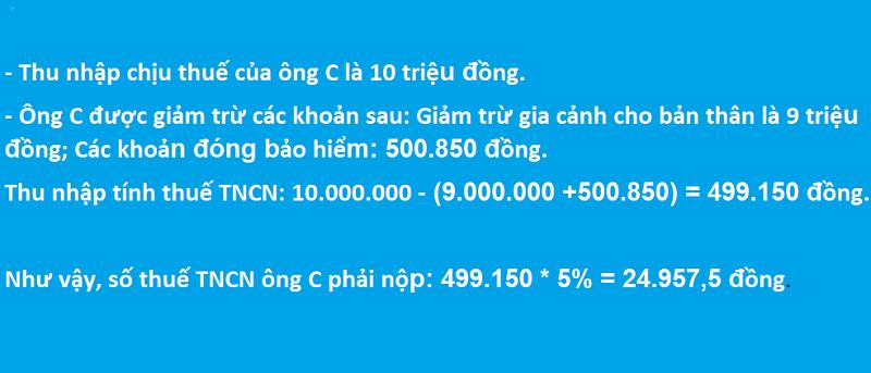 Giam tru gia canh tang len 11 trieu, thue TNCN tinh sao?-Hinh-2
