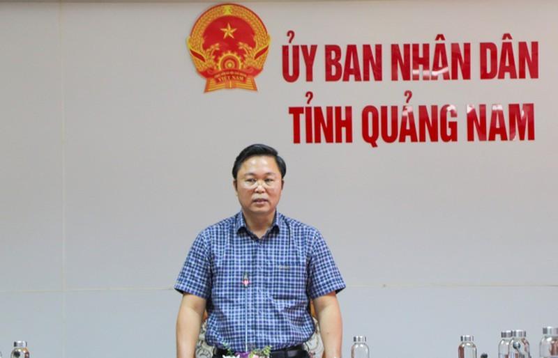 Quang Nam thanh tra goi thau VTYT COVID-19: Danh sach nha thau gop mat