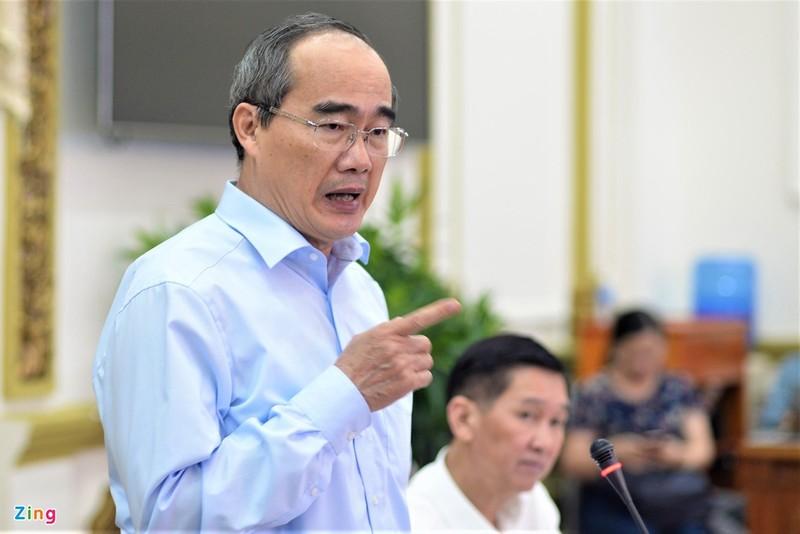Bi thu Nhan: Khong the chap nhan bang nhom giang ho long hanh