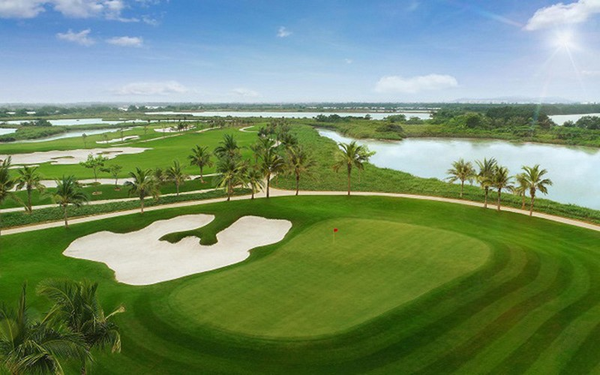 """Golf Phuc Tien - Hoa Binh vua duoc phe duyet co bao """"ho hang""""?"""