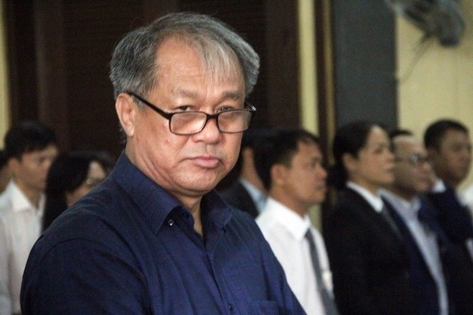 """Diem"" tai san khung duoc khang nghi tra lai ong Pham Cong Danh"
