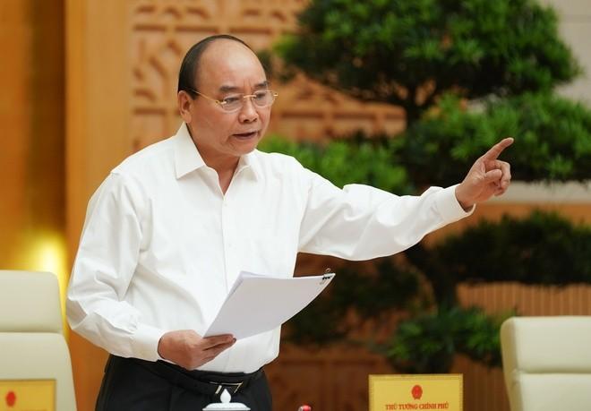 Thu tuong lam Truong ban chi dao Phong thu dan su quoc gia