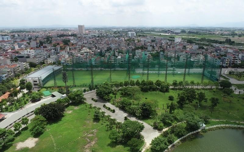 San tap golf trai phep o Bac Giang: Biet gi ve CDT Cuong Thinh Thi?