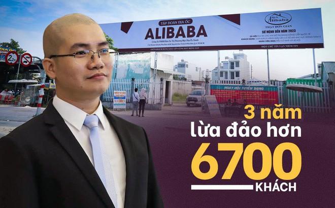BDS Rong Dat lua ban dat ao: Kich Alibaba - Nguyen Thai Luyen tai dien?-Hinh-2