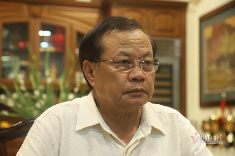An tuong ve nguyen Tong Bi thu Le Kha Phieu cua ong Pham Quang Nghi