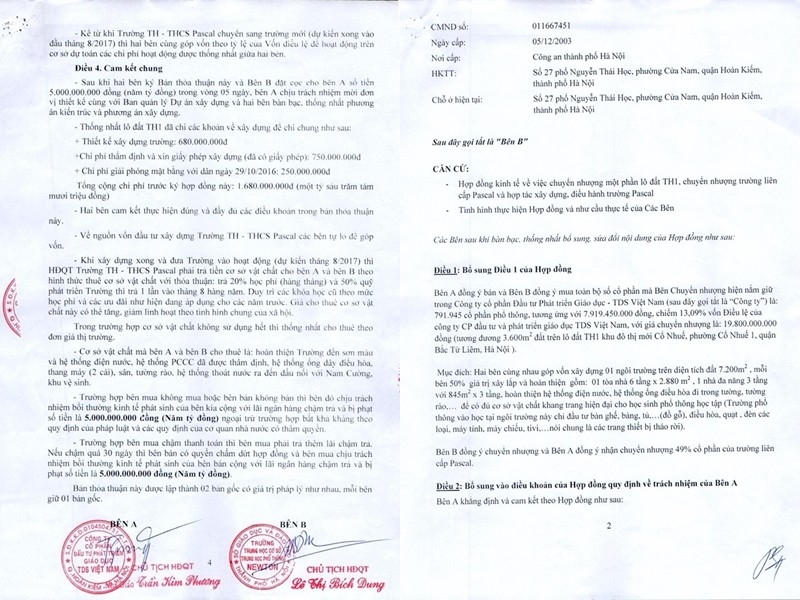 "Tranh chap Cty TDS-Truong Newton: Phien so tham va loat cau hoi ""mong"" lam ro o phuc tham?-Hinh-3"