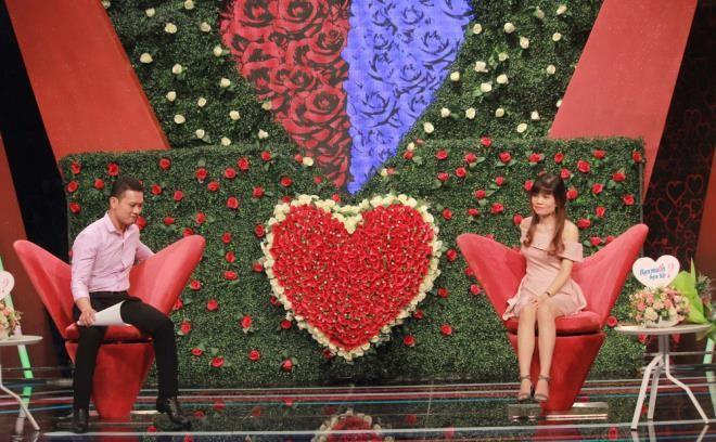 Co gai mang ten Thi Phi tim duoc chong qua show hen ho