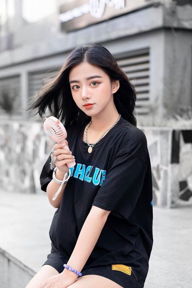 """Hot girl  bong noi nhu con vi giong het """"Yena phien ban doi thuc""""-Hinh-11"""