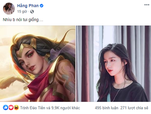 """Hot girl  bong noi nhu con vi giong het """"Yena phien ban doi thuc""""-Hinh-3"""