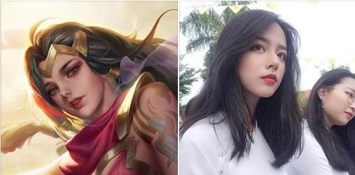 "Hot girl  bong noi nhu con vi giong het ""Yena phien ban doi thuc"""