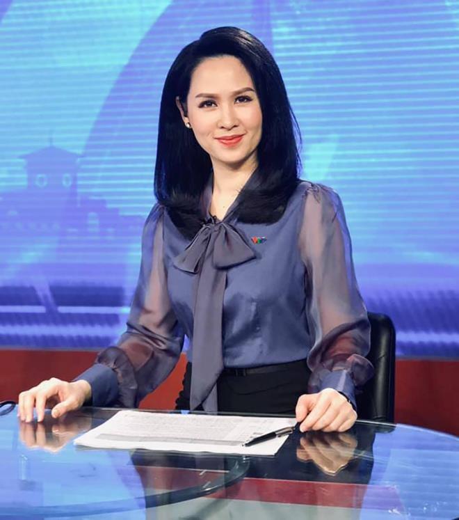 """BTV Thuy Hang: """"Toi tung nguoc dai ban than vi tham viec"""""""