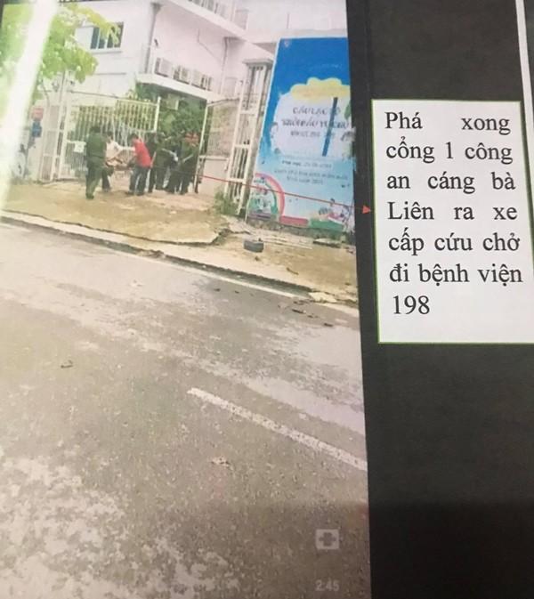 Vu kien Truong CA Bac Tu Liem: Nhieu kien nghi o cap so tham
