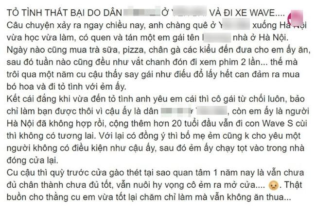"""""""Di xe Wave - nha tinh le"""", chang trai bi gai Ha Noi """"da bay"""