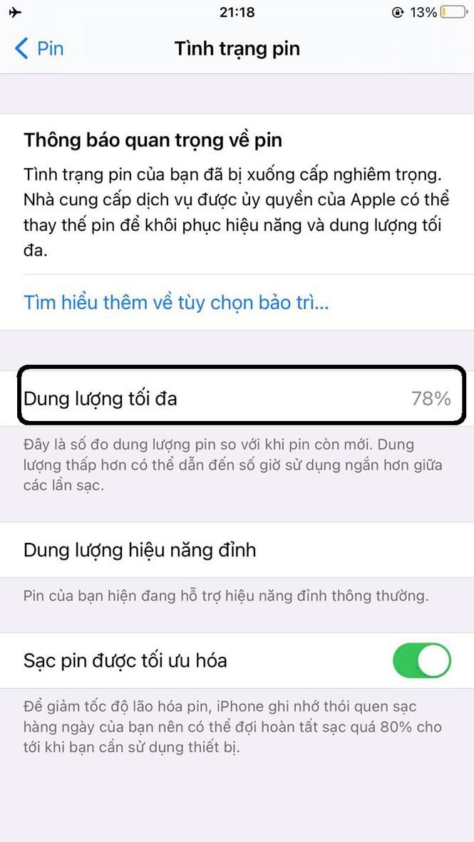 Huong dan kiem tra muc do chai pin tren iPhone-Hinh-4
