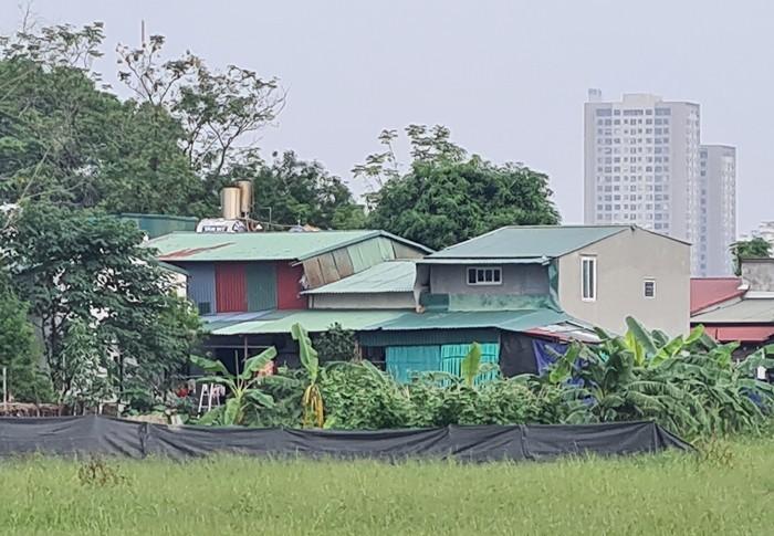 """Loat cong trinh """"moc"""" tren dat nong nghiep o Phu Do: Hoi trach nhiem chinh quyen?"""