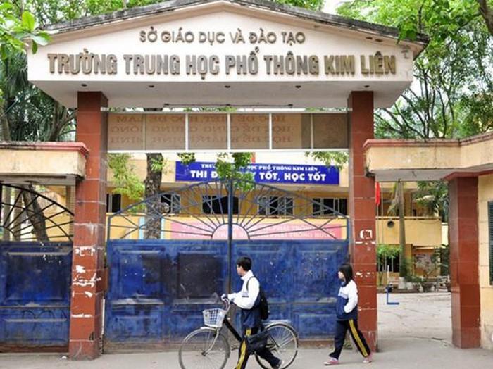Thuc hu 3 truong trung hoc o Ha Noi co hoc phi 8 trieu dong/thang