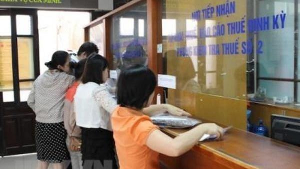 TP HCM cong khai gan 600 doanh nghiep no thue