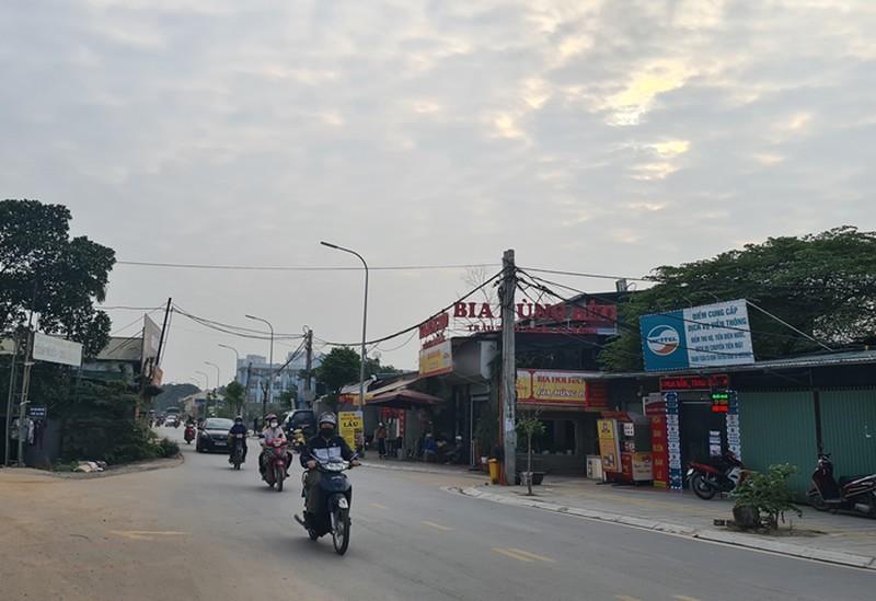 """Vi pham TTXD o Sa Doi: Quan """"nong""""… phuong Phu Do"""