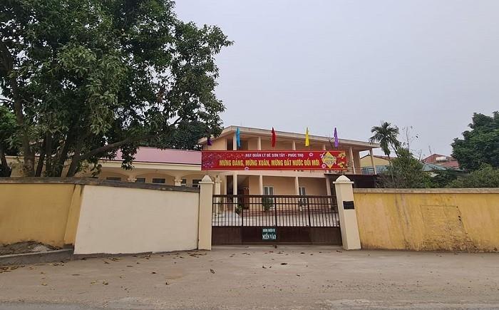 """""""Bam nat"""" ke Phuong Do… mo duong van chuyen cat trai phep o Phuc Tho, HN-Hinh-5"""