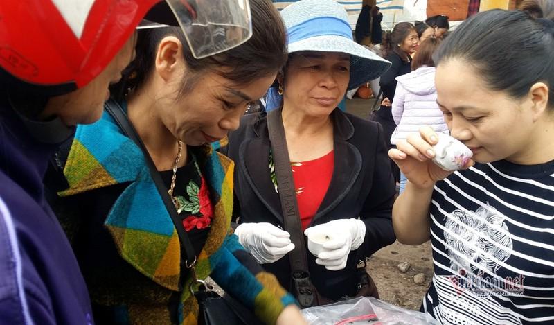 Ky tich tra Thai 5 trieu/kg, qua xach tay lanh dao 21 quoc gia