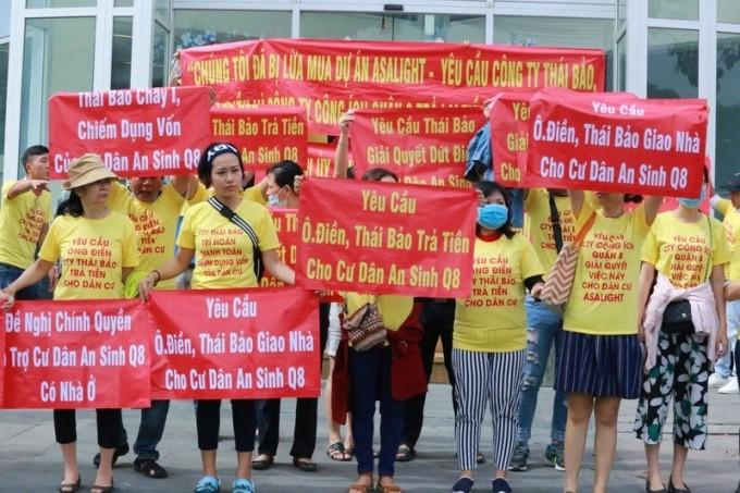 "Cong ty Thai Bao huy dong von trai phep: Khach mua ""khon kho""... CDT co coi thuong luat?-Hinh-2"