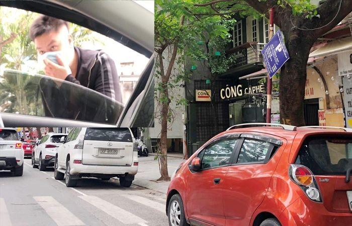 Ha Noi: Nhieu diem trong xe 'chat chem' dau nam