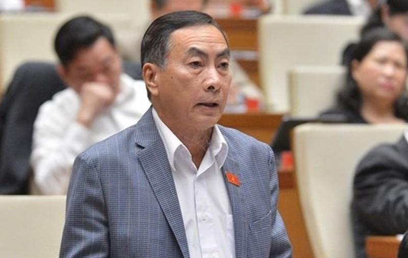 Dai bieu Quoc hoi de nghi xu ly nghiem vu Cty Thang Long san lap song Soc Son trai phep