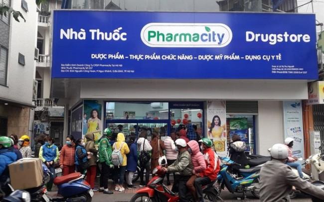 Pharmacity lo lai sao... mo hon 100 nha thuoc trong 1 thang?
