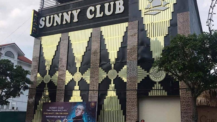 Chu tich Vinh Phuc thong tin ve clip thac loan nghi cua quan bar Sunny