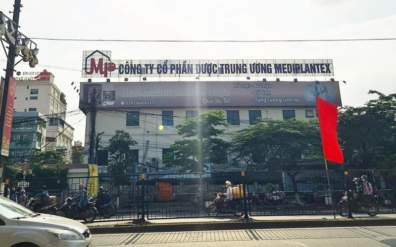 San xuat thuoc kem chat luong, om quy dat khung: Ong chu duoc Mediplantex la ai?