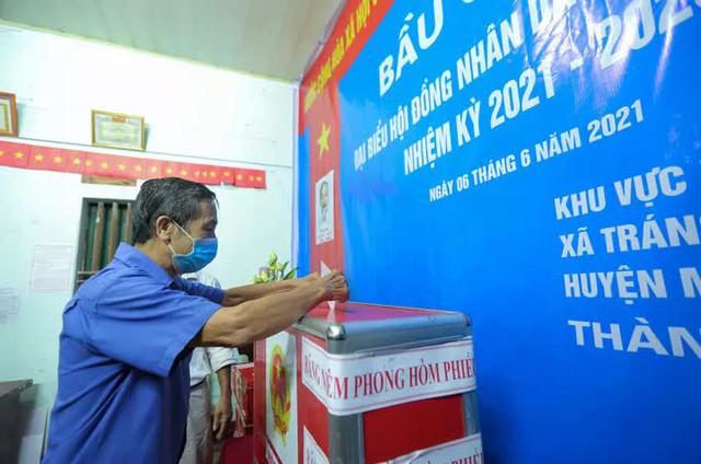 Me Linh: Can canh nguoi dan di bo phieu lai sau khi co vi pham-Hinh-12