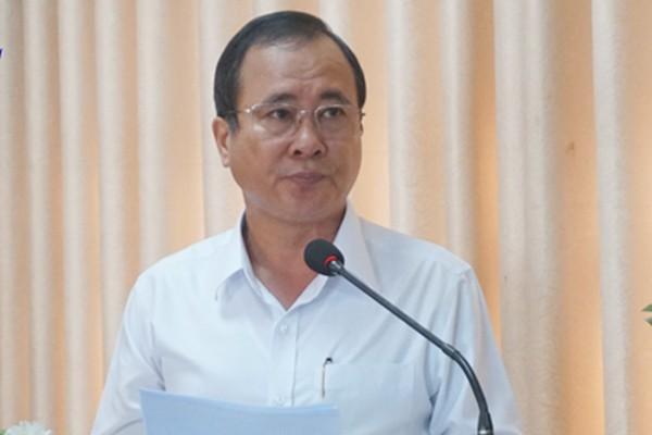 Uy ban Kiem tra Trung uong de nghi ky luat Bi thu Binh Duong Tran Van Nam