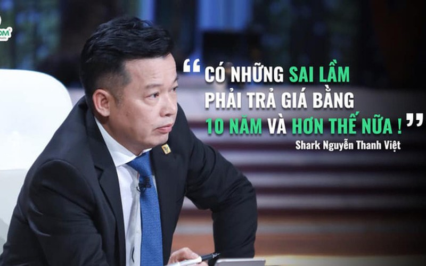 "Shark Viet noi gi ve sai pham tai Intracom 1 Trung Van bi TTCP ""tuyt coi""?"